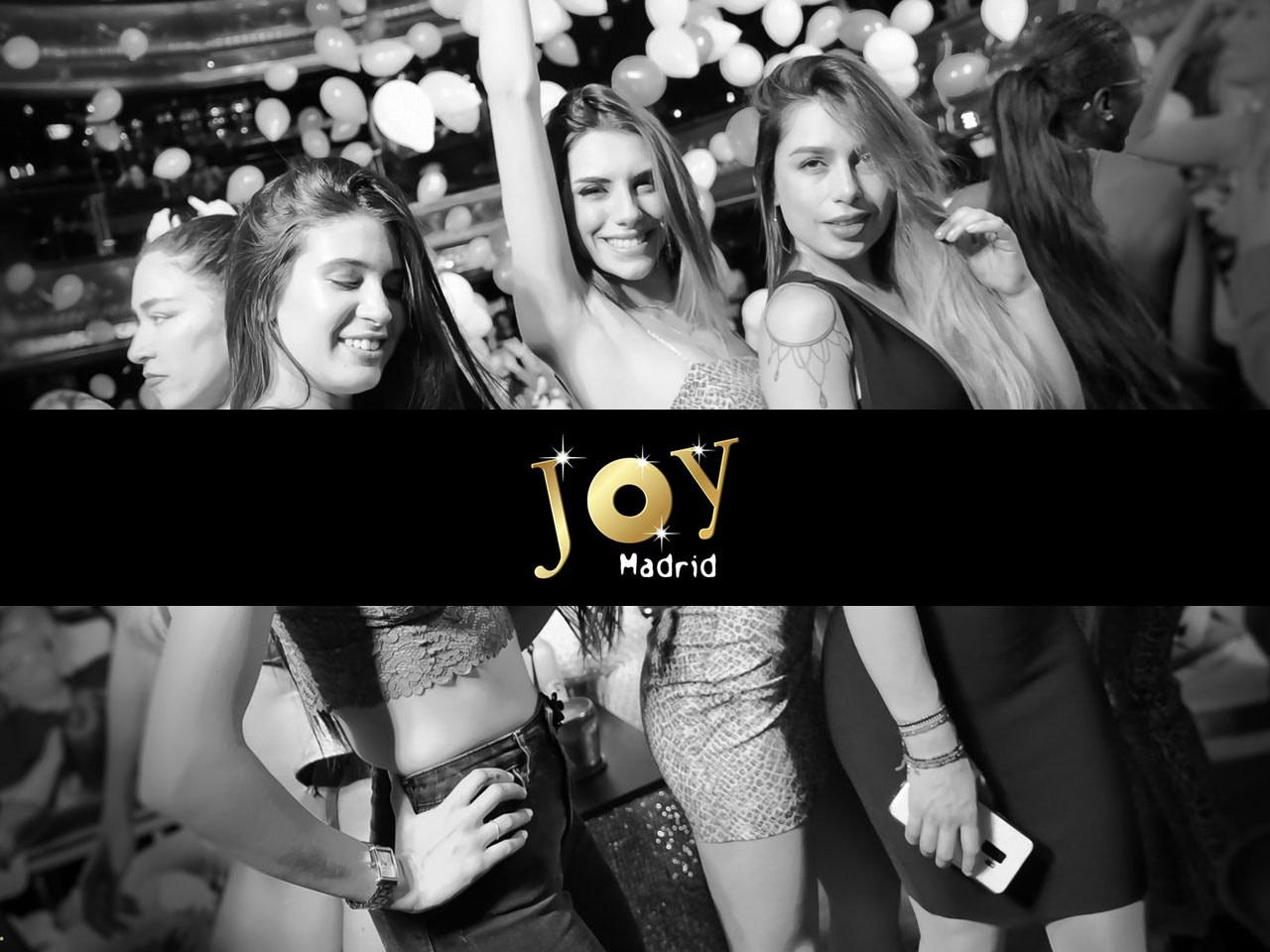 Joy Madrid