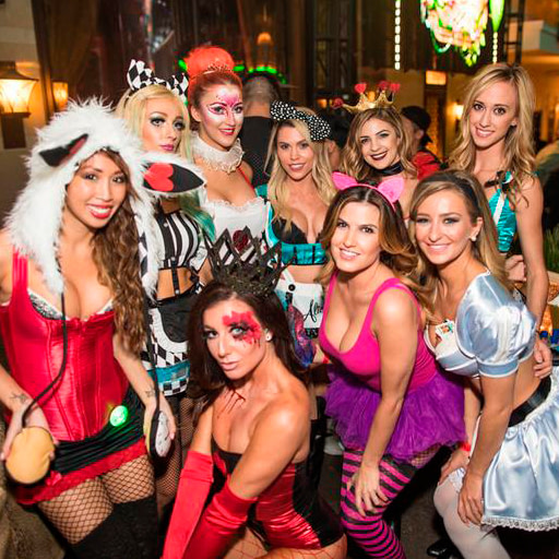 madrid halloween club nightclubs
