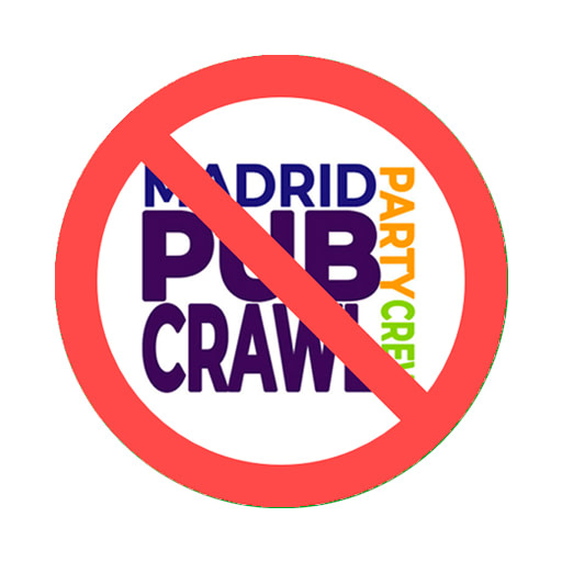 planet club pub crawl madrid