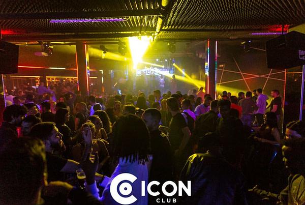 Icon Friday Bar Hopping