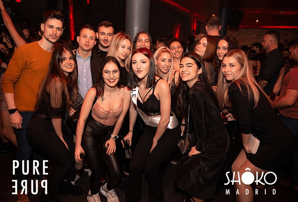 Sunday Shoko bar crawl